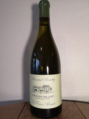Chinon blanc, La Croix Boissée, Bernard Baudry