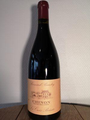 Chinon, La Croix Boissée, Bernard Baudry, 2017
