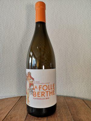 Saumur, Fontenelles, La Folle Berthe, 2016