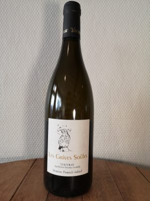 Vouvray, Grives saoules, Perrault-Jadaud