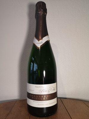 Champagne, Réserve, Piollot
