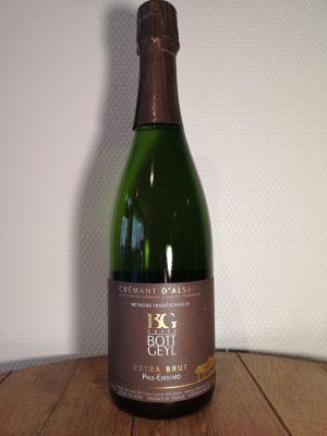 Crémant d'Alsace, Paul-Edouard, Bott-Geyl