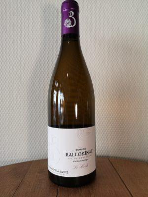Bourgogne Aligoté, Gilles Ballorin, 2018