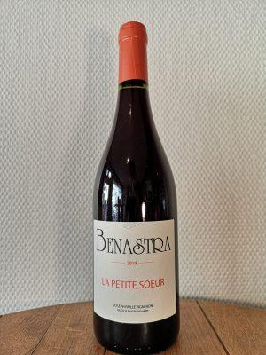 Côtes Catalanes, La Petite Soeur, Domaine Benastra, 2019