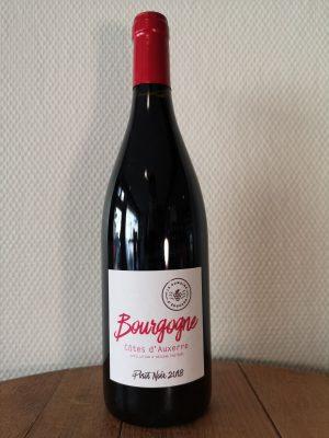 Côtes d'Auxerre, Pinot Noir, Domaine d'Edouard, 2018